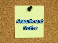Recruitment Notice